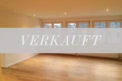 Neu sanierter Wohntraum mit Weitsicht – Dachwohnung