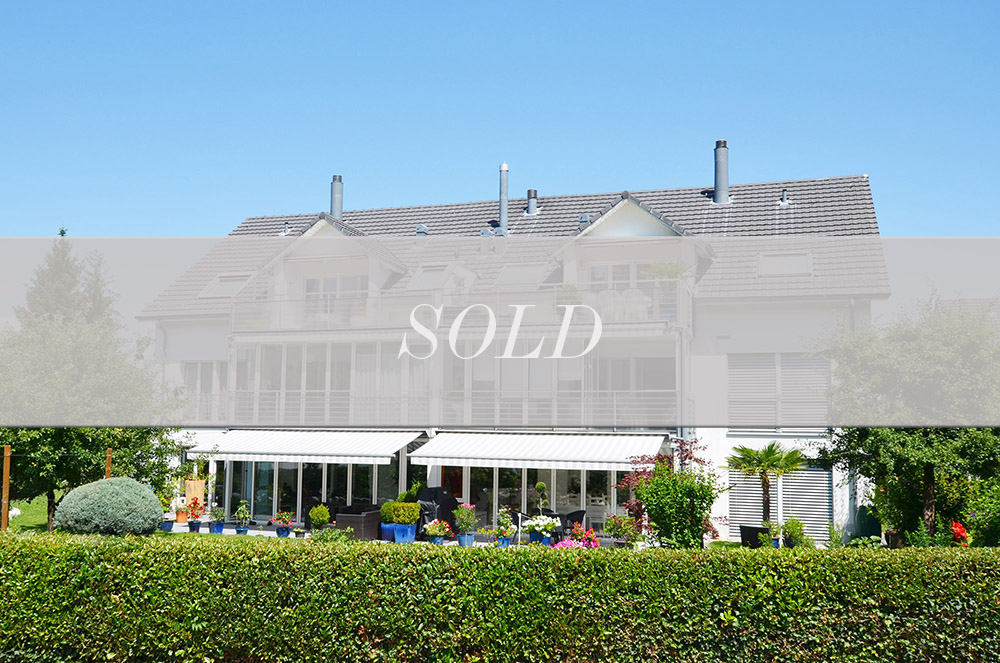 SOLD – Large Apartment with immediate access to green areas and the city centre